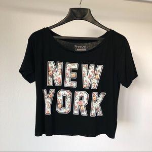 """Freeze """"New York"""" Shirt"""